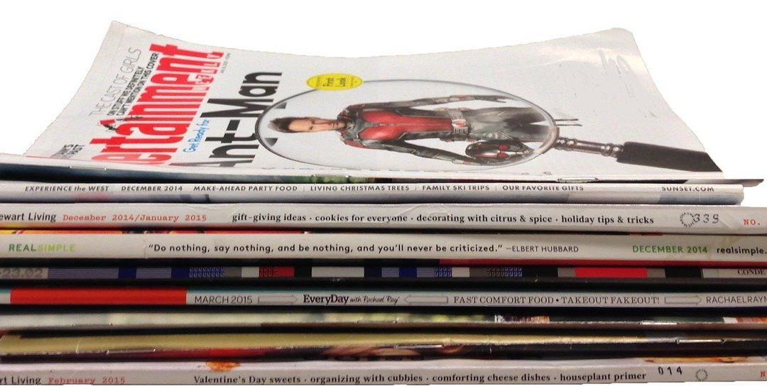 Stress and your Doctor's Magazine Rack