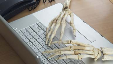 When stress gets out of hand: Carpal Tunnel tips