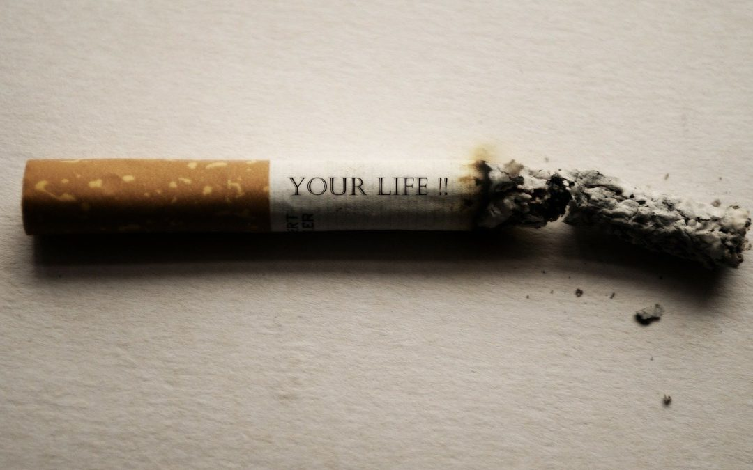 Trying to quit cigarettes? Don't let your plans go up in smoke!
